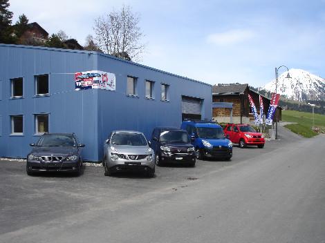 Garage du stand votre sp cialiste en voitures neuves for Garage voiture neuve