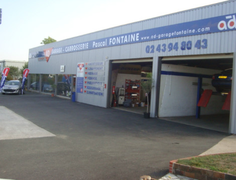 Garage fontaine pascal multimarque france for Garage ad france
