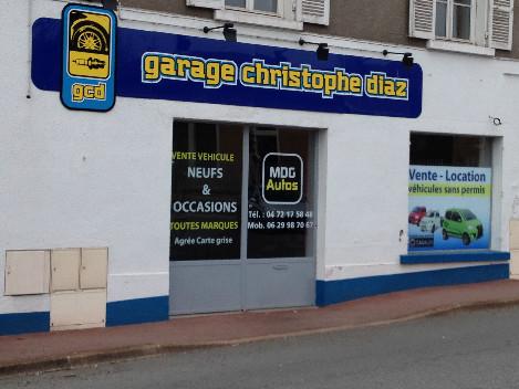 Mdg autos multimarque france - Assurance garage location ...