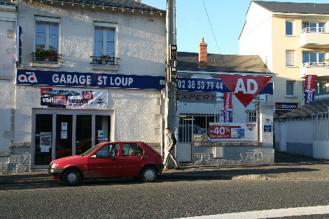 garage saint loup multimarque france