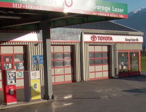 Garage lazer sa votre sp cialiste en voitures neuves for Achat voiture garage dans le centre