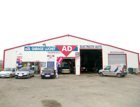 Garage luchet sarl multimarque france for Garage redhaber sarl cernay