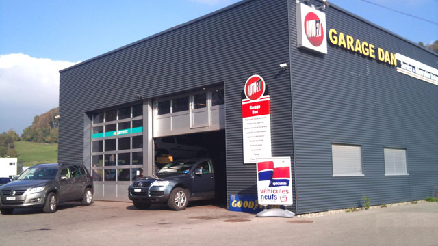 Garage dan pneus d hochstrasser votre sp cialiste en for Garage voiture neuve