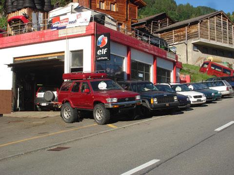 Garage du manoir crettenand jules votre sp cialiste en for Garage voiture neuve